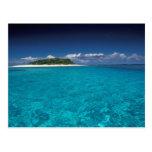 Tonga, Vava'u, Landscape Postcard