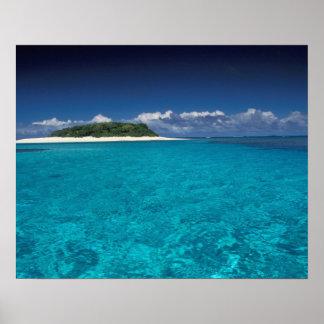Tonga, Vava'u, Landscape Poster