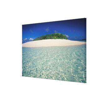 Tonga, Vava'u, paisaje 2 Lienzo Envuelto Para Galerias