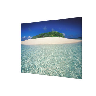 Tonga, Vava'u, paisaje 2 Lienzo Envuelto Para Galerías