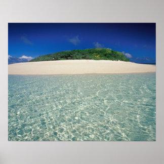 Tonga, Vava'u, paisaje 2 Póster