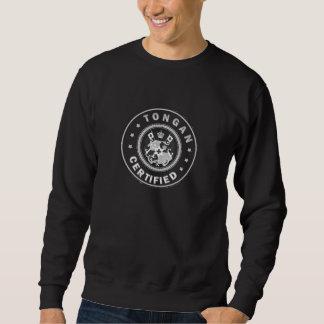 Tongan Certified Sweatshirt