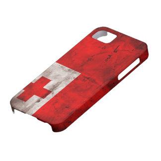 Tongan Flag iPhone SE/5/5s Case