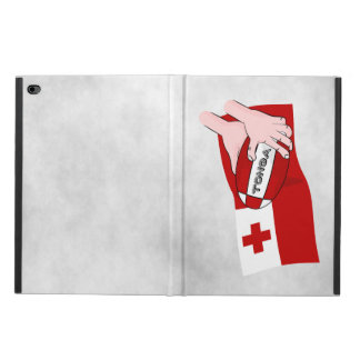 Tongan Flag Rugby Team Supporters Powis iPad Air 2 Case