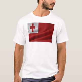 Tongan Flag T-Shirt