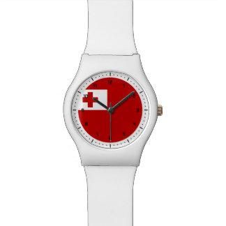 Tongan flag Watch