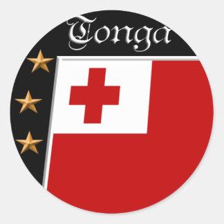 Tongan sticker design