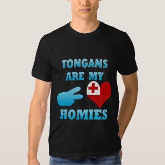 Tonganos son mi Homies Polera