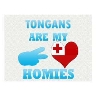 Tonganos son mi Homies Postales
