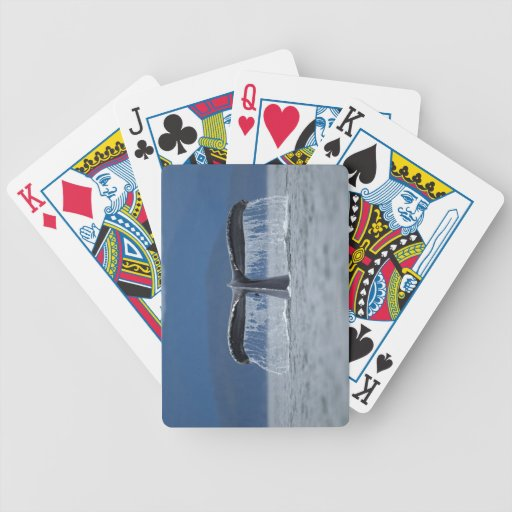Tongass National Forest, Humpback Bicycle Poker Deck