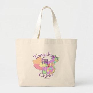 Tongchuan China Canvas Bags