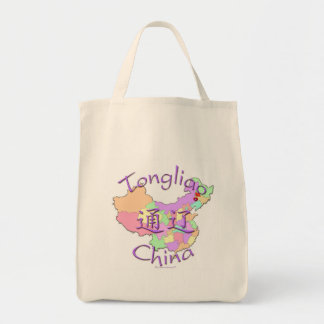 Tongliao China Tote Bag