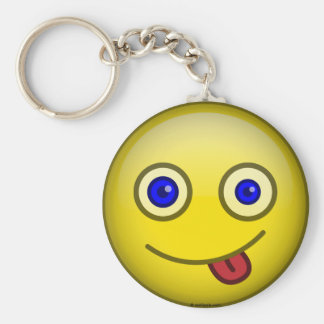 Tongue Keychains