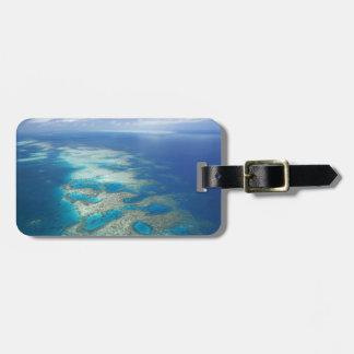 Tongue Reef, Great Barrier Reef Marine Park, Bag Tag