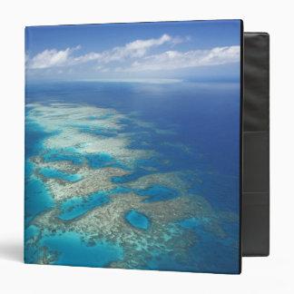 Tongue Reef, Great Barrier Reef Marine Park, Vinyl Binders