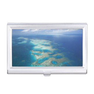 Tongue Reef, Great Barrier Reef Marine Park, Business Card Case