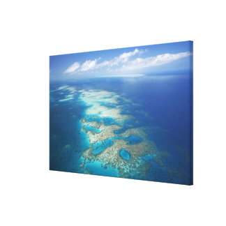 Tongue Reef, Great Barrier Reef Marine Park, Canvas Print