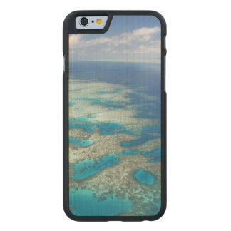 Tongue Reef, Great Barrier Reef Marine Park, Carved Maple iPhone 6 Slim Case