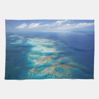 Tongue Reef, Great Barrier Reef Marine Park, Hand Towels