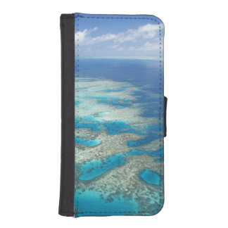 Tongue Reef, Great Barrier Reef Marine Park, iPhone SE/5/5s Wallet Case