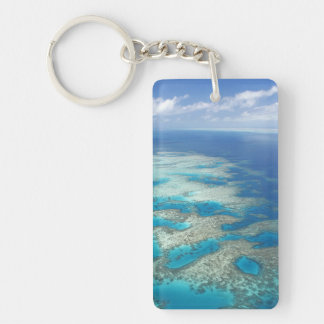 Tongue Reef, Great Barrier Reef Marine Park, Acrylic Key Chains