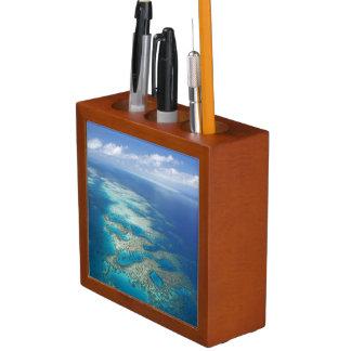 Tongue Reef, Great Barrier Reef Marine Park, Pencil/Pen Holder