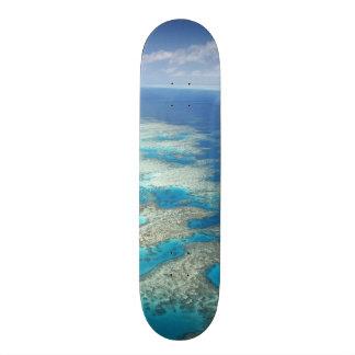 Tongue Reef, Great Barrier Reef Marine Park, Skateboard