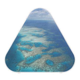 Tongue Reef, Great Barrier Reef Marine Park, Speaker