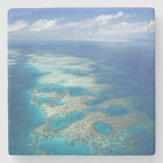 Tongue Reef, Great Barrier Reef Marine Park, Stone Beverage Coaster