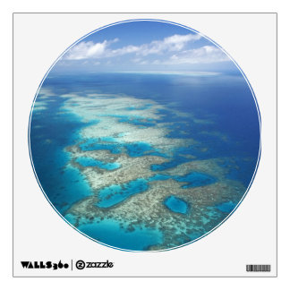 Tongue Reef, Great Barrier Reef Marine Park, Wall Decal