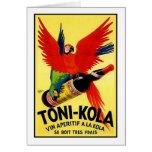 Toni-Cola Tarjeta De Felicitación