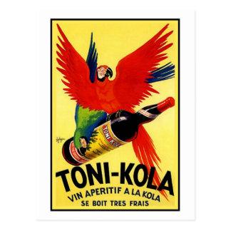 Toni-Kola Postcard
