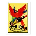 Toni-Kola Postcards