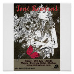 Toni Rowland Butterfly Poster