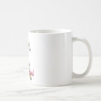 Toni Rowland Cat Lady Mug