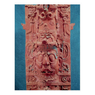 Toniatuh, the Sun God Postcard