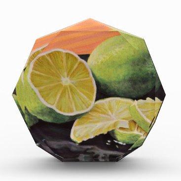 Beach Themed Tonic and Lime Award