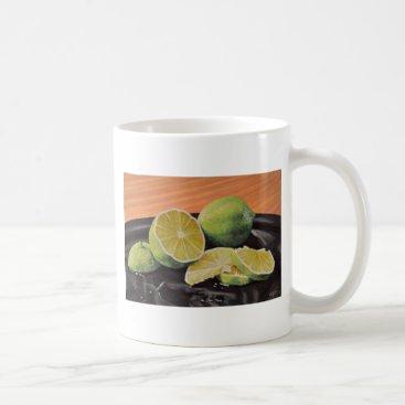 Beach Themed Tonic and Lime Coffee Mug