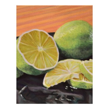 Beach Themed Tonic and Lime Letterhead