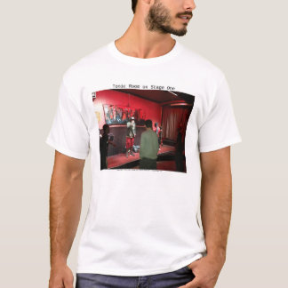 Tonic Room on Stage One by Diane Ponder T-Shirt