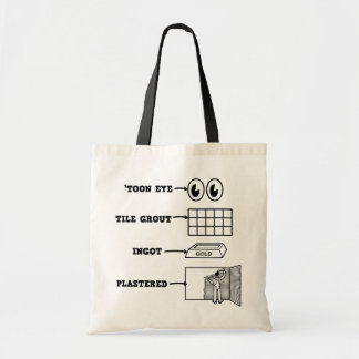 Tonight I'll Go Out And Get Tote Bag