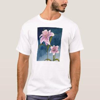 Toni's Stargazer Lillies T-Shirt