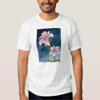Toni's Stargazer Lillies Tshirt