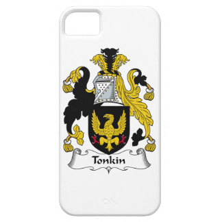 Tonkin Family Crest iPhone 5 Cases