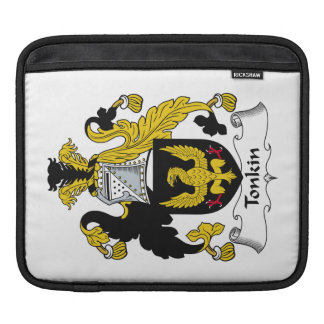Tonkin Family Crest Sleeve For iPads