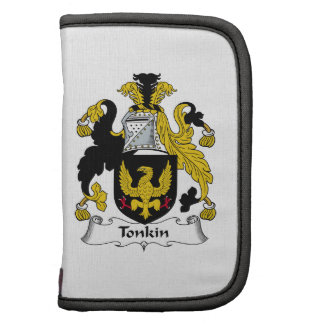 Tonkin Family Crest Folio Planners