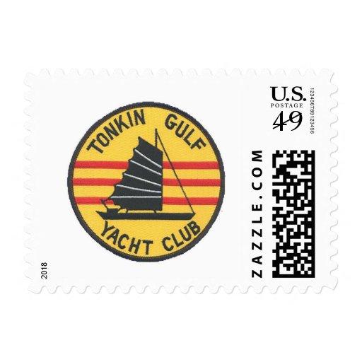 Tonkin Gulf yacht club stanp 1 Postage Stamp