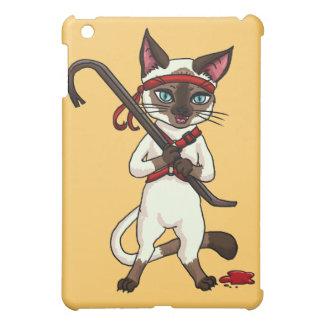 Tonkinese cat Zombie Slayer iPad Mini Cases