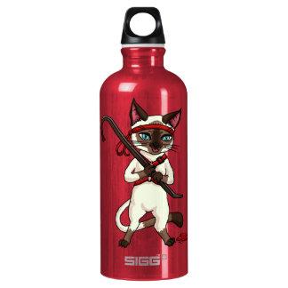 Tonkinese cat Zombie Slayer SIGG Traveler 0.6L Water Bottle