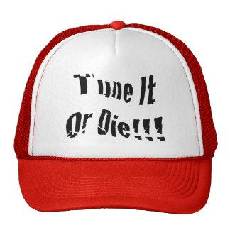 Tono de la trompeta o muere casquillo o gorra de g